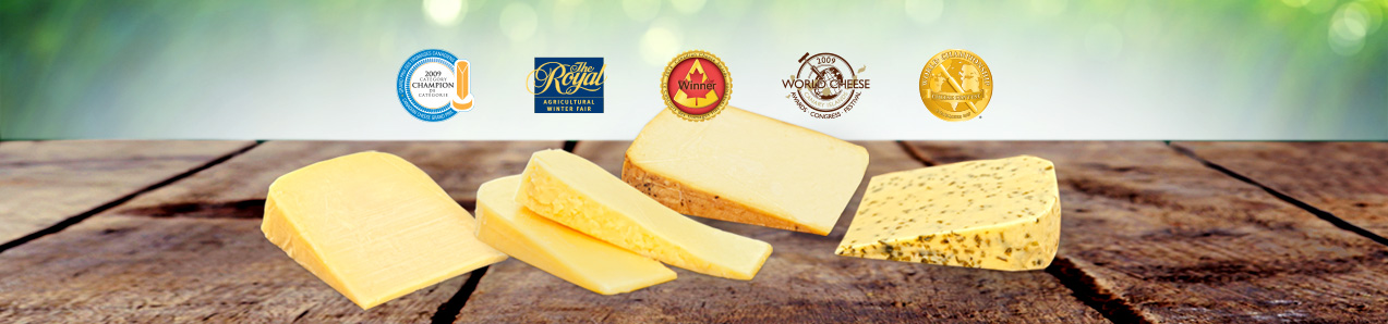 Meet the Contenders: Natural Pastures Award Winning Cheeses